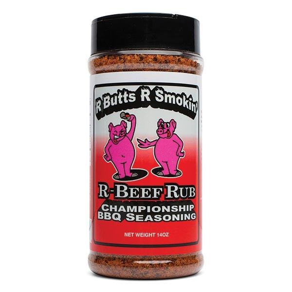 R Butts R Smokin' R-Beef Rub