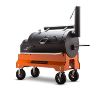 Yoder YS1500 Competition Pellet Grill - Southern Grillin'