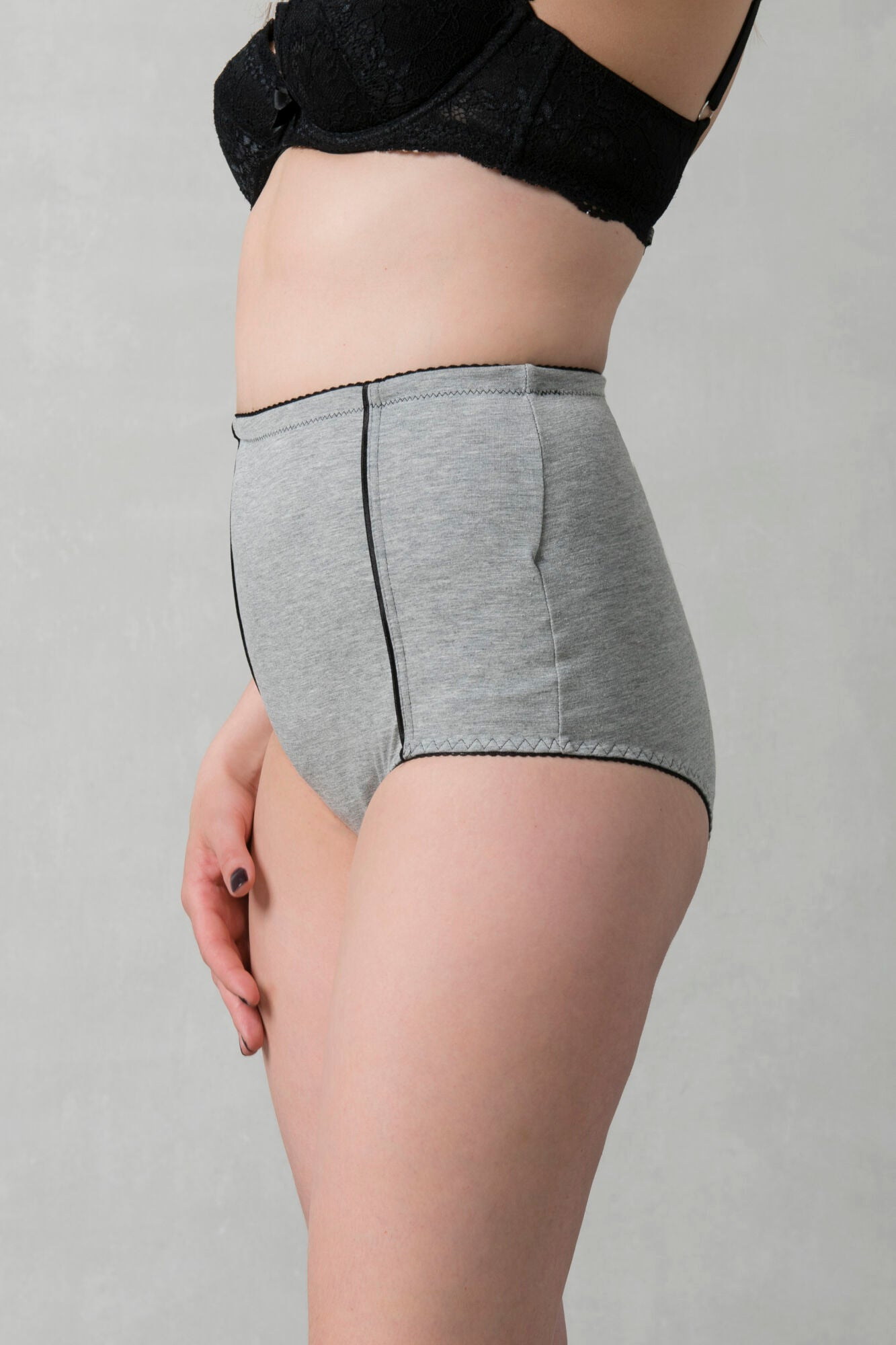 LeisurePouch Bottom Grey