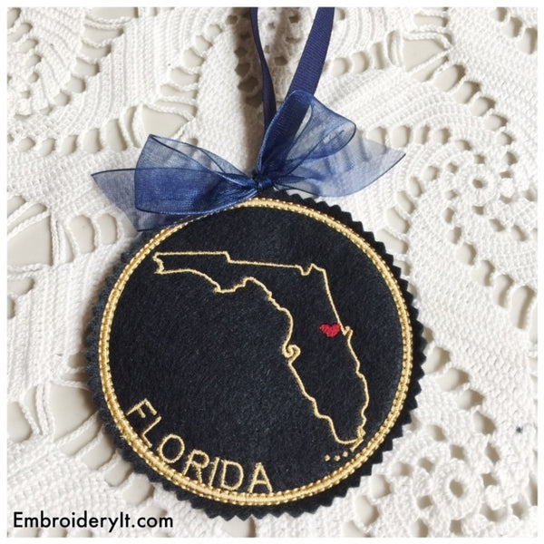 In the hoop Florida coaster