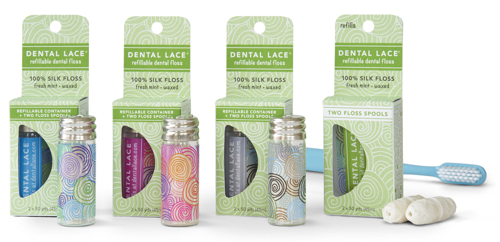 New Dental Lace Floss