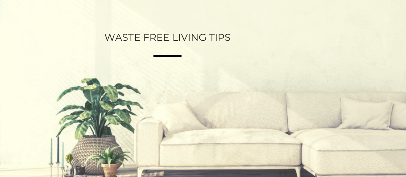 waste free living tips