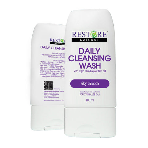 Best Moisturizing Body Wash - Restore Daily Cleansing Wash