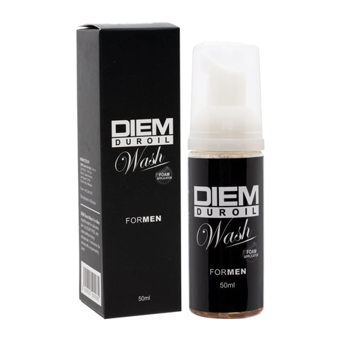 DIEM Duroil Wash for Men – 50ml - Ph Balance Wash