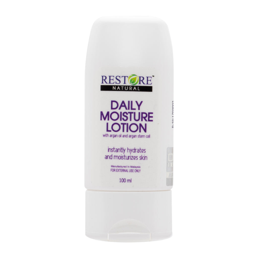 Restore Daily Moisturising Lotion 100ml - Best Body Lotion - BUY 1 GET 1 BODY WASH