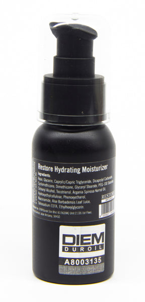 Restore Hydrating Moisturizer with Tocotrienol (Natural Vitamin E) Argan oil and Aloe Vera Juice