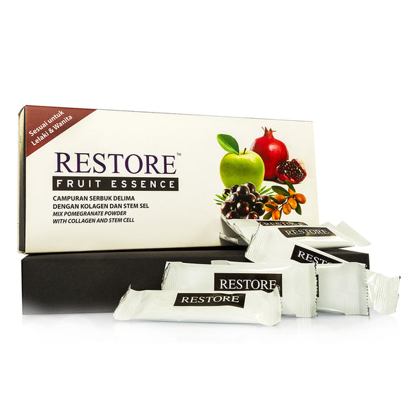 Restore – Fruit Essence Drink (10 Sachets)