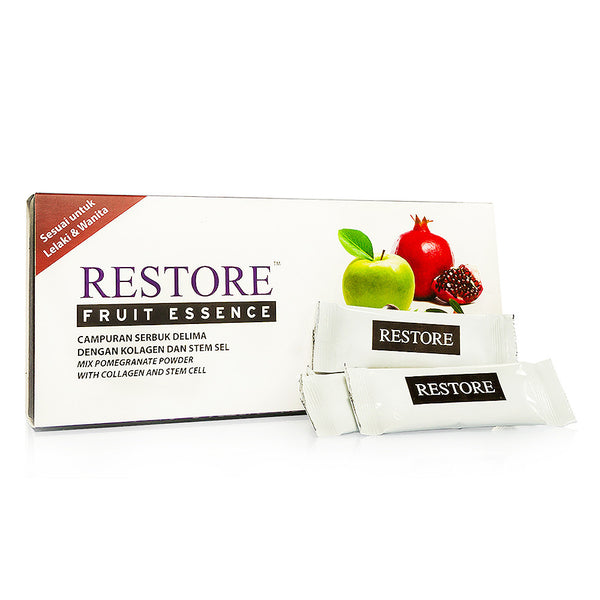 Restore – Fruit Essence Drink (30 Sachets)