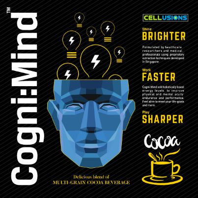 COGNI:MIND -Nutritional Drink for your Brain!