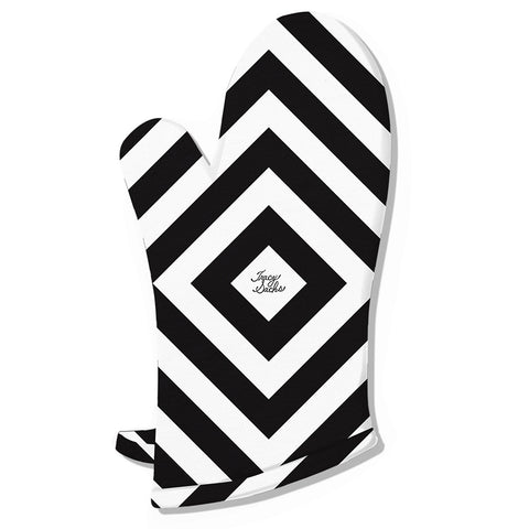 Black Diamond Oven Mitt