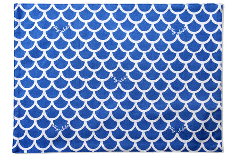 Blue Wave Placemat - Set of 4