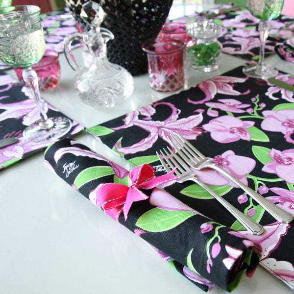 Evening Stargazer Napkin - Set of 4