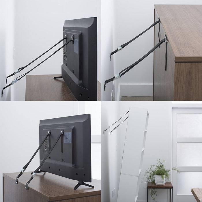 Metal TV Furniture Strap - baby - Dnerds.com