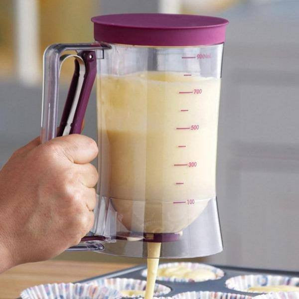 Pancake Dispenser and Measuring Cup - home - Dnerds.com
