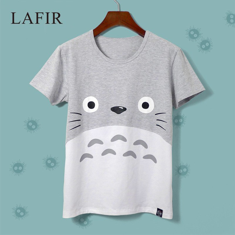 Cat Totoro T Shirt -  - Dnerds.com