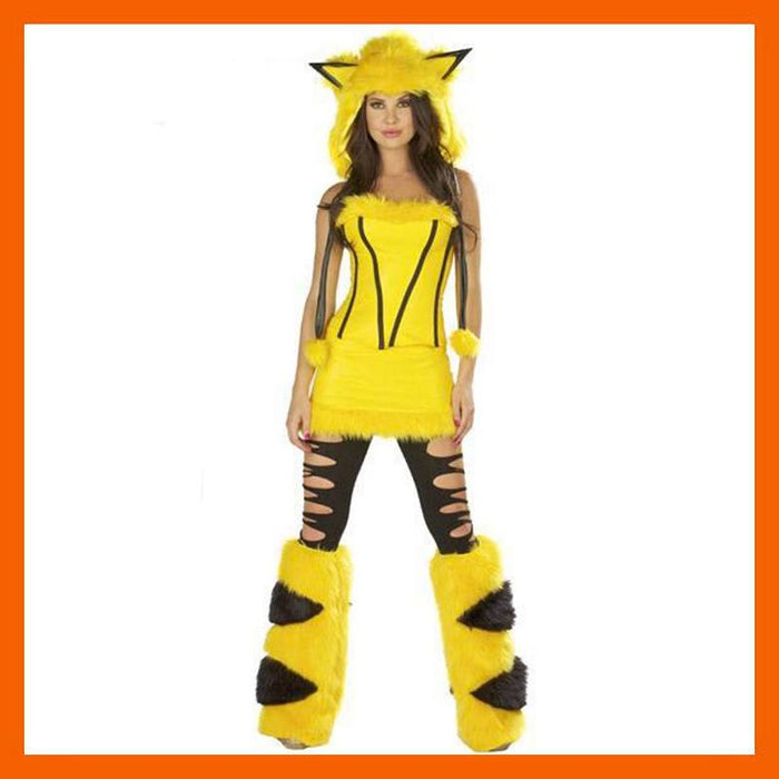 Pokemon Custome - fashion - Dnerds.com