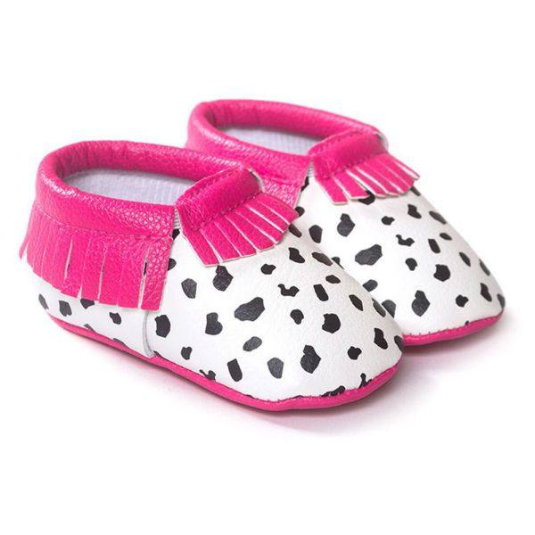 Princess Toddler Infant Soft Sole PU Leather Shoes