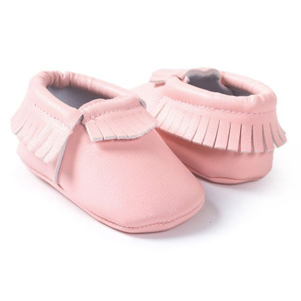 Princess Toddler Infant Soft Sole PU Leather Shoes -  - Dnerds.com