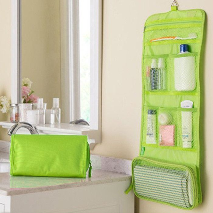 Foldable Travel Toiletry  Organizer