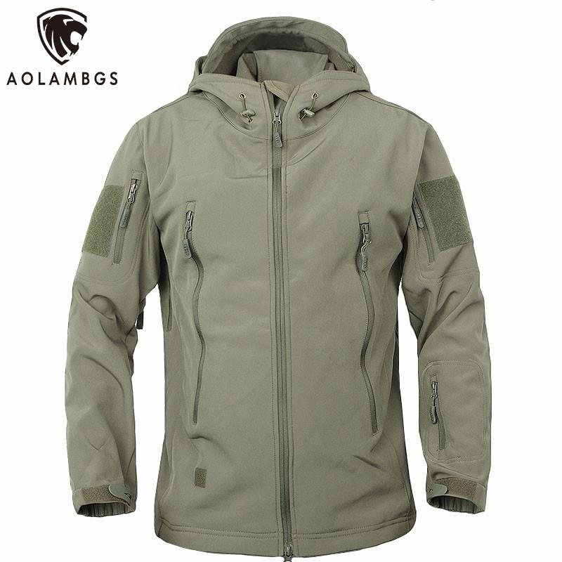 Tactical Waterproof Windbreaker Jacket -  - Dnerds.com