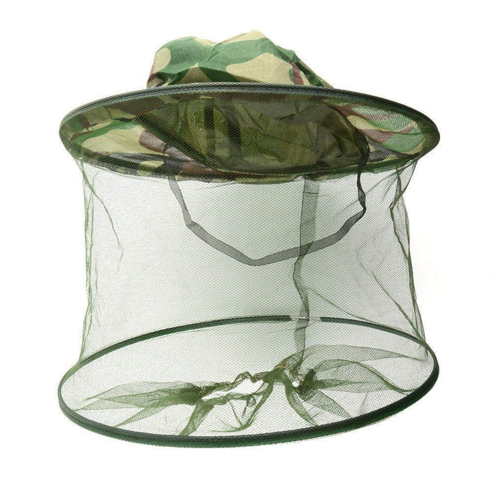 Mosquito Net Meshwith a Hat For Outdoors