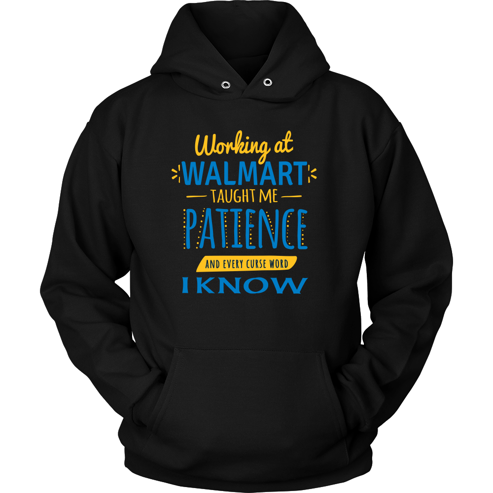 Working at Walmart T-Shirt - T-shirt - Dnerds.com