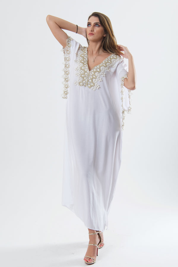 Boho Kaftan By Fia Fashion-Dresses-Secret Closet