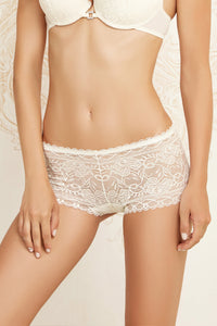 Lace Shorts By Anabel Arto-Panties-Secret Closet