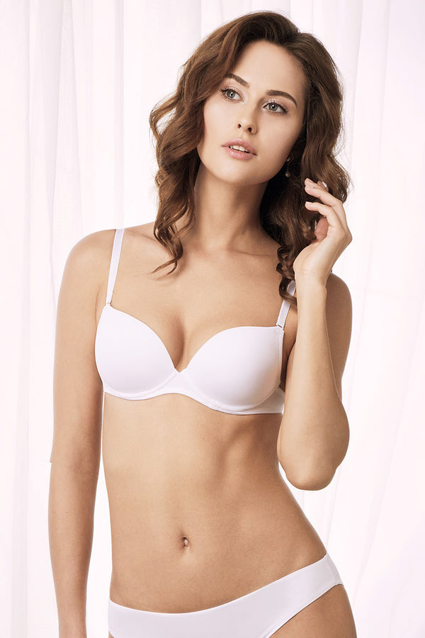 Microfiber Push Up Bra-Bra-Secret Closet