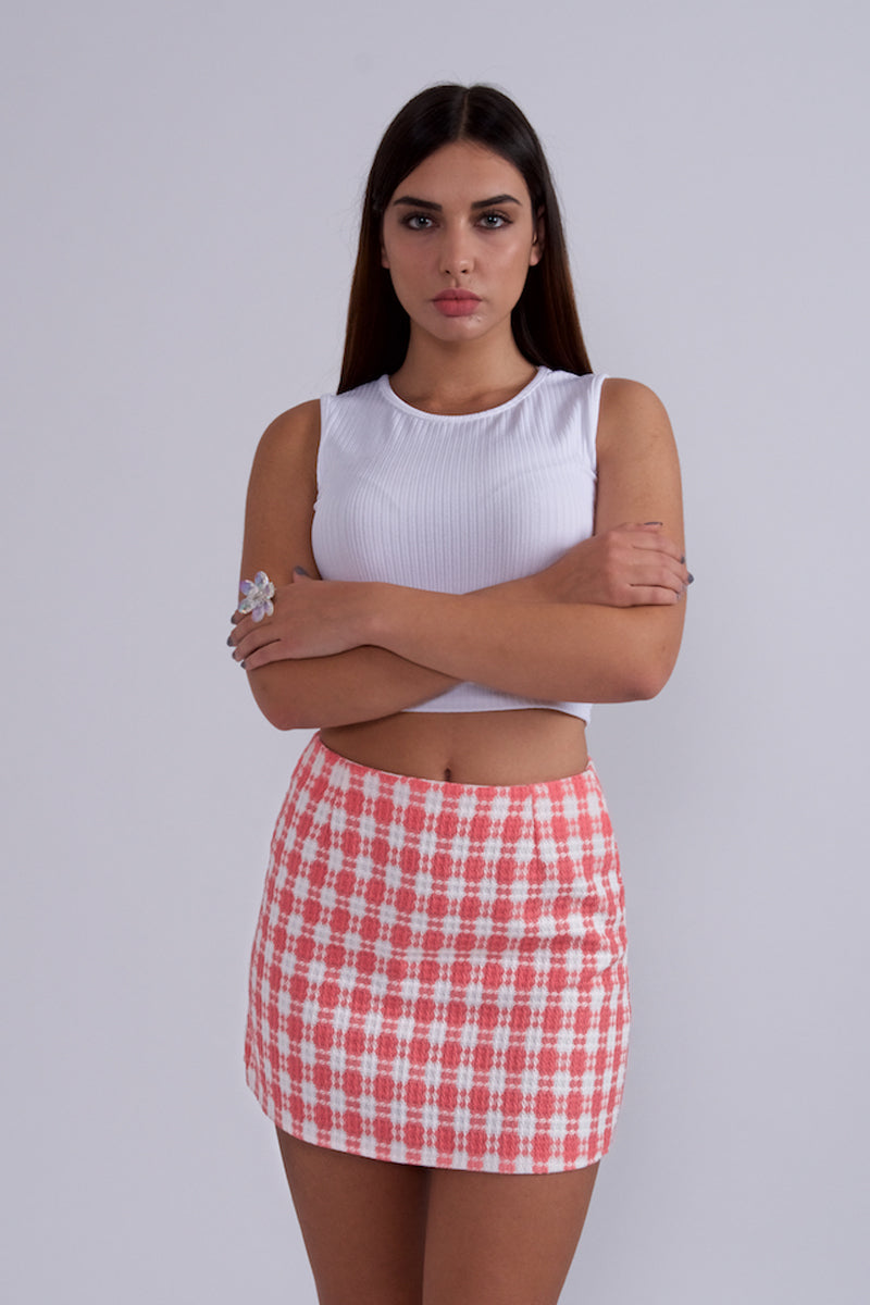Mini Skirt-Skirts-Secret Closet