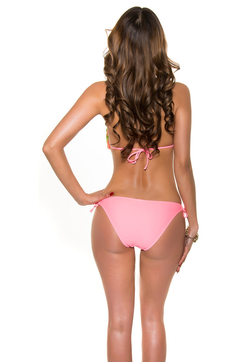 Bikini With Fringes-Bikini-Secret Closet