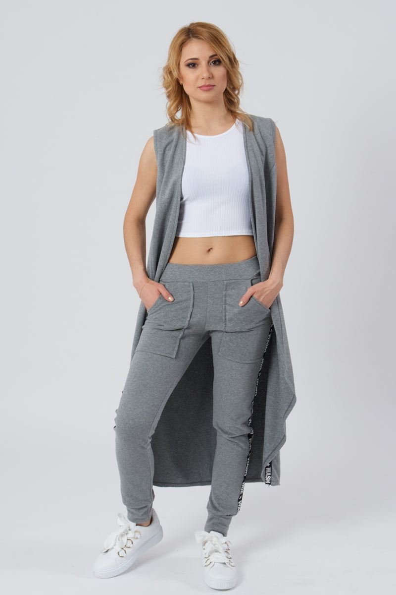 Panel Jog Pants By Fia Fashion-Pants-Secret Closet