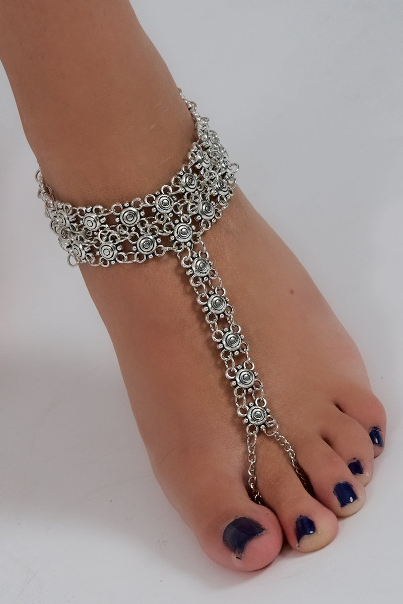 Barefoot Anklets-Accessories-Secret Closet