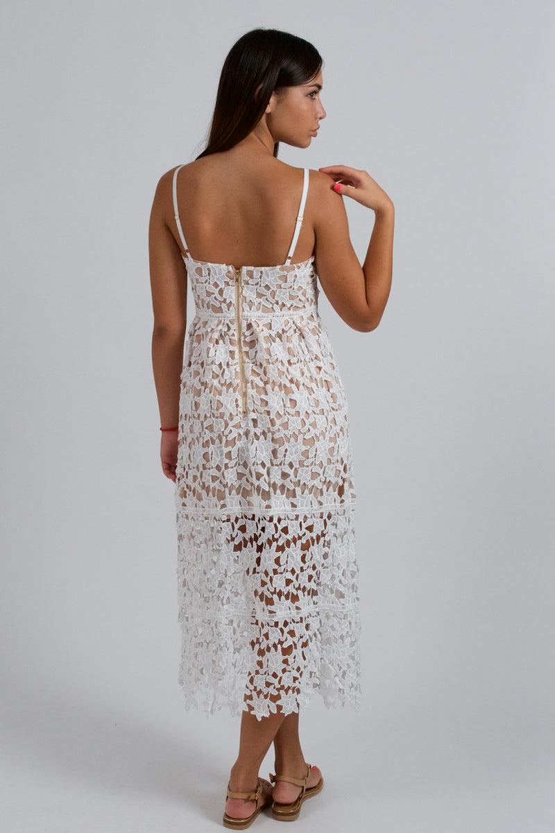 Lace Dress-Dresses-Secret Closet