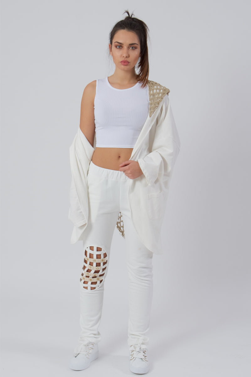 Stylish Jog Pants By Fia Fashion-Pants-Secret Closet