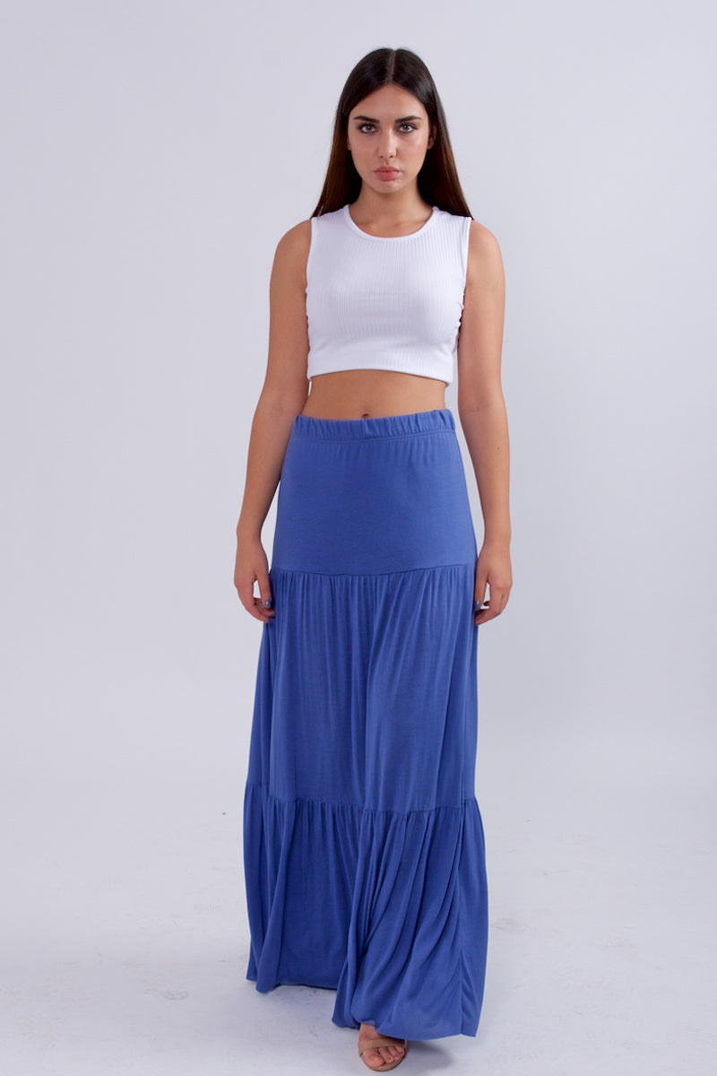Maxi Skirt-Skirts-Secret Closet