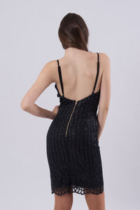 Glitter Dress-Dresses-Secret Closet