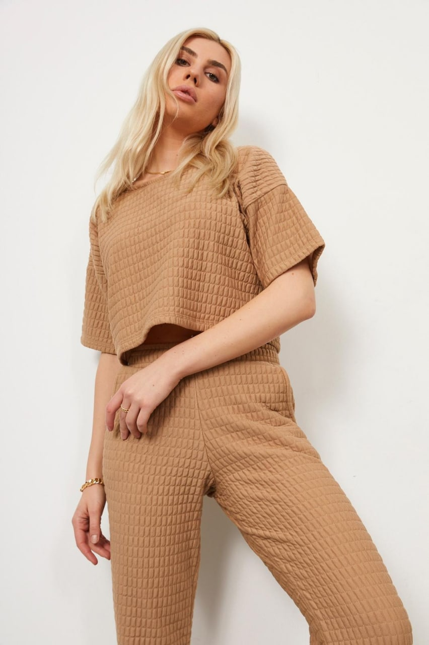 Caja Loungewear Set-Two Piece Set-Secret Closet