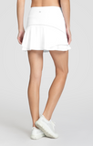 Tail ~ Women's Dixon White Tennis Skort