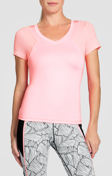 Tail ~ Taffy Princeton Short Sleeve Top