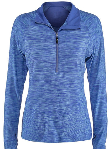 Bolle ~ Dragonfly Long Sleeve Zip Pullover