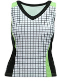 Bolle ~ Women's Twist of Lime Tank