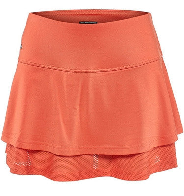 Bolle Ladies Tennis - Women's Bellini Tiered Tennis Skirt - mytennisstore.com