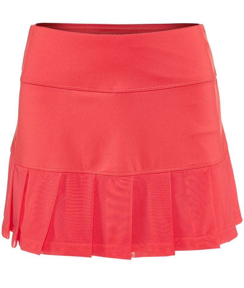 Bolle Ladies Tennis Special Effects Pleat Skirt