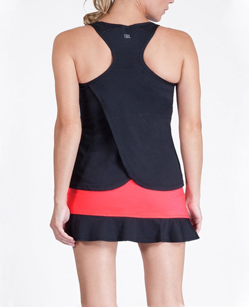 Tail Coral Glam Tippi Tank: Women's Tennis Apparel