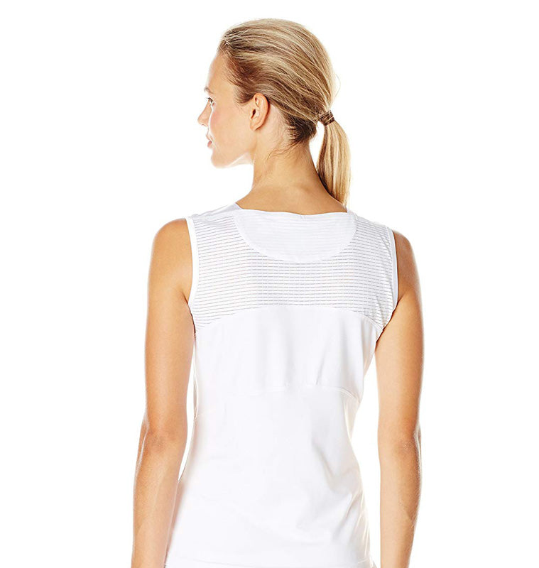 Bolle Bianca Club Whites Tennis Tank