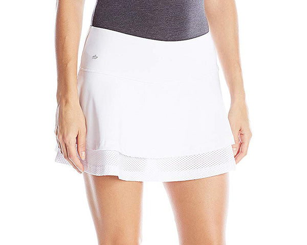 Bolle ~ Club Whites Layered Skirt
