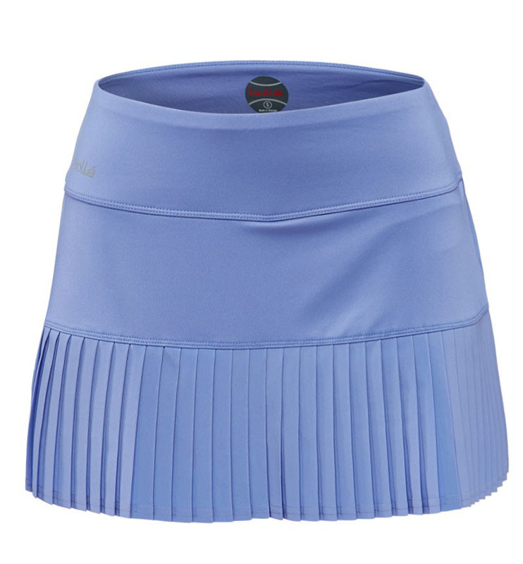 31800be4b1 Bolle Periwinkle Pleat Skort – My Tennis Store