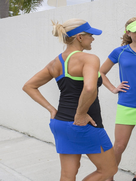 Jofit Ladies Tennis Melon Ball Mina Tennis Skirt