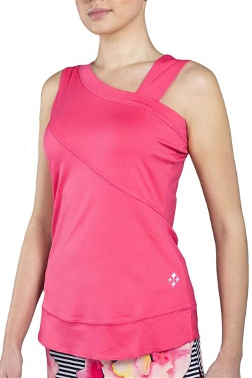 JOFIT ~ Draped Sash Top